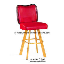 Leisure Aluminum Bar Stool Chair (YC-H001)