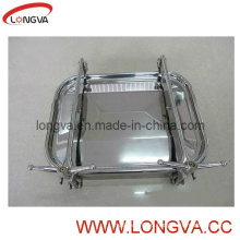 Sanitary Stainless Steel Manhole Door