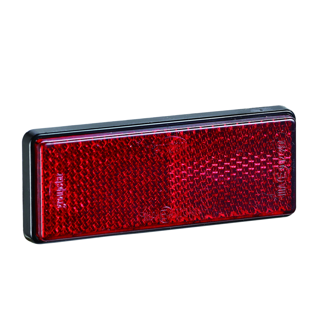 High Quality Rectangle E4 PC Truck Safety Reflectors