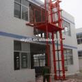 Электрический гидравлический лифт грузовой лифт снаружи
