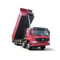 13R22.5 tire HOWO dump truck tipper in Ghana