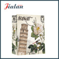 The Leaning Tower of Pisa Hand Shopping Gift Paper Bag