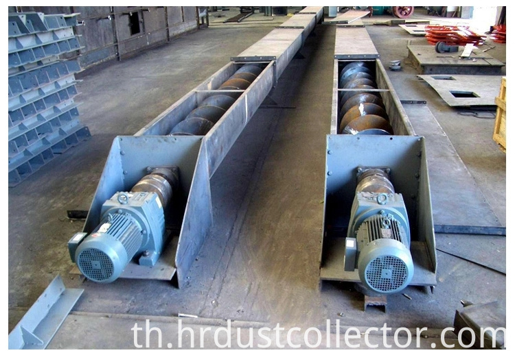Carbon Steel Shaft Free Conveyor