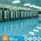2K Solvent Free self leveling epoxy non-slip floor coating