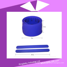 Silicone Slap Bracelet in Ruler Design Nsb-007