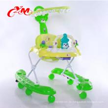 Bester Preis Baby Walker Verkauf / rotierende Lauflernhilfe mit guter Qualität / Baby Walker Großhändler