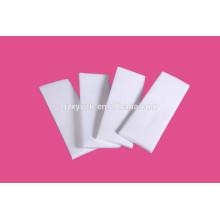 Papel depilatorio de depilación de cera con cinta no tejida Spunlace Spunlace