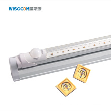 T8 UVC LED Disinfection Tube with PIR Motion Sensor