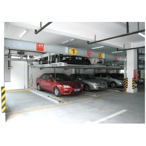 Solid Car Parking System