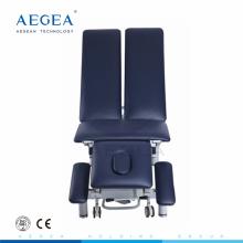 AG-ECC19 Split-Bein Multi-Position Krankenhaus elektrische medizinische Patienten Couch Untersuchungstisch
