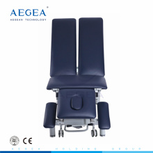 AG-ECC19 Split-leg multi-position hospital electric medical patient couch examination table
