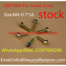 Machine Screw Bolts Pan Screw Torx Bolts