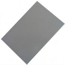 Folha dura do PVC de Dard Gray para o tanque do recipiente da soldadura