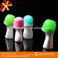 50ml Rolo do perfume do deodorant da forma em frascos