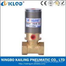 Válvula de pistón de doble efecto accionada neumáticamente Q22HD-15
