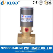 pneumatic operated double acting piston valve Q22HD-15