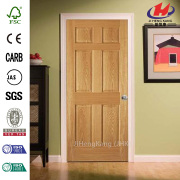 Indonesia Sugar Pine Bengkirai Wood Blind Interior Door
