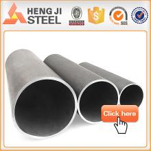 Runde Kohlenstoff Stahl Rohr Preis in Tianjin