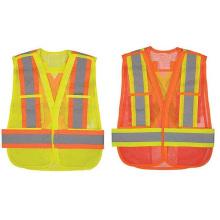 High Visibility Reflective Vest Traffic Safety Vest