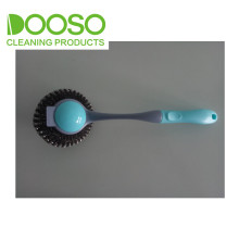 Long Handle Round Head Wire Pot Brush DS-217A