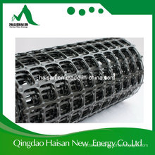 High Quality Reinforcement Polyester Biaxial Geogrid for Soil Foundation