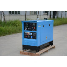 DC Welding Generator Set Powered By Perkins Engine MMA, GMAW and TIG Welding Functions