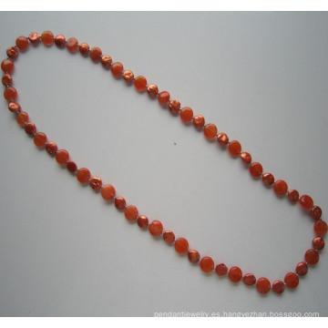 Joyas de perlas agua dulce caliente hecho en China