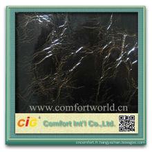 Forte chinois doux mouillé cuir d'unité centrale