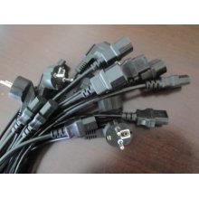 Cables de suministro de energía de la UE