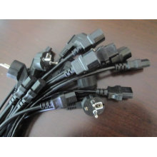 EU Power Supply Cables
