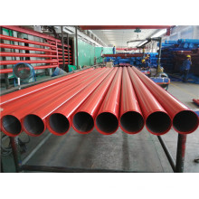 Weifang East Painted UL FM Fire Fighting Steel Pipes