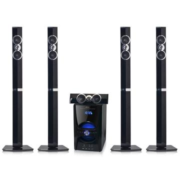 Mini 5.1 Akustik-Surround-Subwoofer