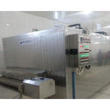 Sistema de amoniaco Congelador instantáneo de pollo / pollo