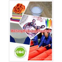 Espessante reativo à base de água eficiente F606b da impressão de matéria têxtil