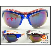 Design especial e óculos de sol esportivos de moda (lx9859)