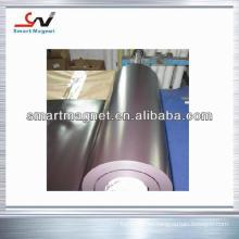 Индивидуальный постоянный ПВХ-покрытие промышленный резиновый магнит