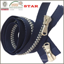 No. 10 Plastic Zipper for Garmant (#5)