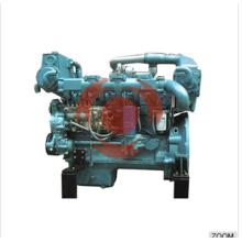 Motor diesel chinês refrigerado a água 6-Cylinder R6105C