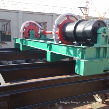 Customizable winch used in hydropower station