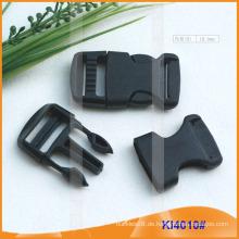 Einstellbare Freigabe Plastikschnallen KI4010