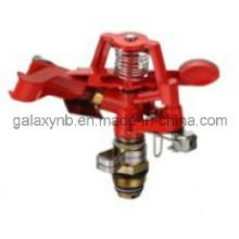 Red New Plastic Sprinkler for Irrigation