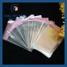 Impression Clear Plastique Sacs OPP avec poignées (sac CMG-OPP-003)
