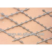 fil de rasoir concertina / barbelé de rasoir / fabricant