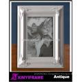 Retro frame wooden frame