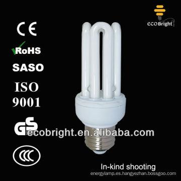 Lámpara ahorro de energía 4U T2