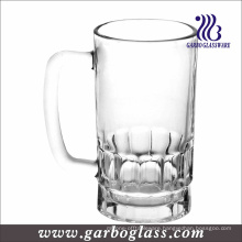 21oz Carlsberg Beer Glass Mug with Handle