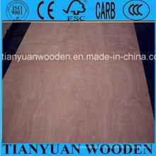 Contrachapado Keruing / madera contrachapada comercial