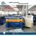 Aluminium And Stainless Double Layer Roof Panel Roll Forming Machine, Two Profile Roof Forming Machine