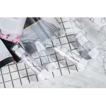 Kunststoff-Sprühflasche Kosmetische Verpackungsflasche