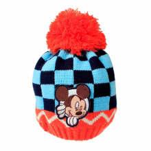 Winter-Hüte und Kappen der Art und Weisekinder